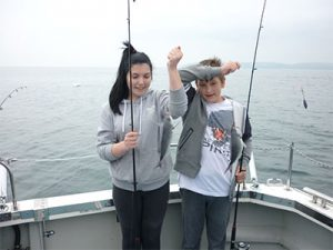 Sea Bream Fishing Dorset